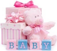 baby item, baby shower games